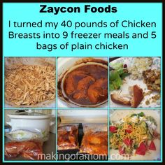 All Natural Chicken from Zaycon Foods