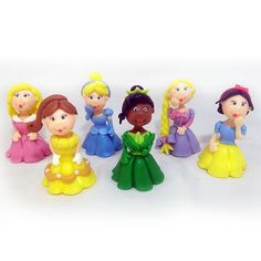 Princesas da disney aarteembiscuit