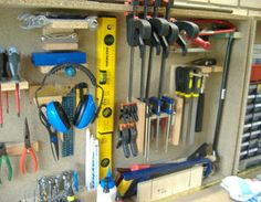 werkzeugunterbringung 2 0 werkzeug werkstatt werkbank werkzeughalter unterbringung. Black Bedroom Furniture Sets. Home Design Ideas