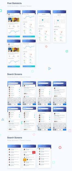 Articlex- Multipurpose iOS application design on Behance Ios App Design, Web Ui Design, Mobile App Design, Interface Design, Mobile Application Design, App Design Inspiration, Mobile App Ui, Behance, Apps