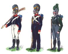Baden Infantry 1809 Empire, Military Uniforms, Napoleonic Wars, Military History, Revolutionaries, Weapons, Germany, Superhero, Pictures