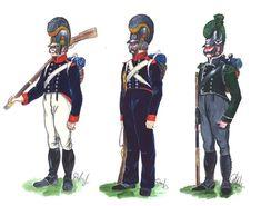 Baden Infantry 1809