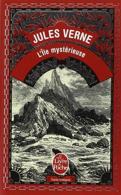 Buy L'Ile mystérieuse by Jules Verne and Read this Book on Kobo's Free Apps. Discover Kobo's Vast Collection of Ebooks and Audiobooks Today - Over 4 Million Titles! Art Illustration Vintage, Gravure Illustration, Illustrations, The Mysterious Island, Enough Book, Vintage Book Covers, Science Fiction Books, World Of Books, Arts And Crafts Movement