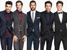 Men style , trajes para chico #streetstylechico #trajes #pajarita #h&m #corbata #comocombinartraje