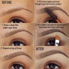 Here's a natural makeup guide that will help you achieve an easy natural look. These easy makeup looks are effortless and quick. Find out how to do the look