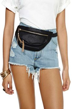 Cold Blooded Fanny Pack | Shop Accessories at Nasty Gal