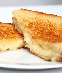Here's the Grilled Cheese Sandwich You've Never Made Before (and It's Epic) | A new 5-minute cooking technique makes this comfort food favorite even more gooey and delicious.