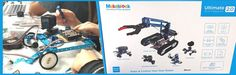 Makeblock Ultimate 2.0 is a comprehensive robotics kit that helps users gain…