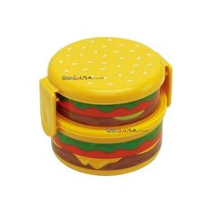 Cheeseburger | CheeseBurger Bento Lunch Box