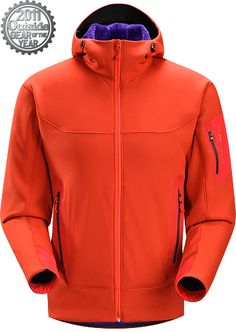 Hyllus Hoody from Arc'teryx. Mid Layer insulated hoody. $375