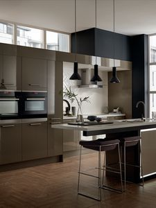 36 best gloss kitchens images in 2019 contemporary unit kitchens rh pinterest com