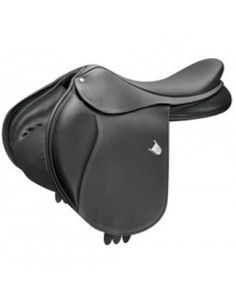 Bates Elevation Saddle With CAIR