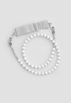 Lilla Rose Inc - Beaded hairband with lovely pearls. Removable, adjustable, comfort band included.  Beaded portion approx. 16 inches.     Download the  Consultant Marketing Pack  for this product.