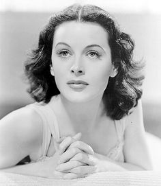 Heddy Lamar. She was Jewish living in a Nazi occupied Austria. She was married to a Weapons Manufacturer and she learned a lot. She divorced her husband, left Germany for America and renewed her acting career in Hollywood. In her spare time, she developed a highly specialized frequency code that could keep torpedo guidance systems from getting jammed. It was only in the late 1990's that many a cell phone manufacturer realized that Heddy owned patents of the frequency skipping technology.