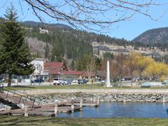 Sleepy Peachland BC Canada...beautiful place! Cool Countries, Countries Of The World, Vancouver City, Canada Travel, British Columbia, Places Ive Been, Roots, Past, Dolores Park