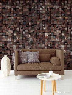 Eijffinger - Stacked Wood - 321546