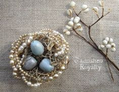 Hello dear readers! Welcome to another installment of Girls Want Pearls! Today is number 33 of 52 posts all about the beloved pearl. Shall we get started? Nests are a decorating staple this time of year. Who doesn't love a good nest in their decor? Over the years I have created a few variations of …