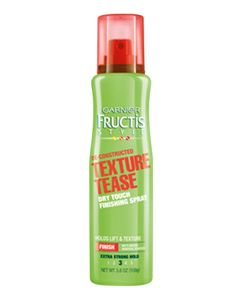 Garnier Fructis Style De-Constructed Texture Tease Dry Touch Finishing Spray