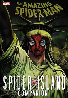 Introducing SpiderMan SpiderIsland Companion Amazing SpiderMan. Buy Your Books Here and follow us for more updates!