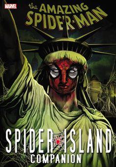 Marvel Spider-Man Spider Island Hardcover New Sealed Spider Man's, Spider Girl, Marvel Saga, Marvel Comics, Spiderman Marvel, Ms Marvel, Captain Marvel, Die Avengers, Hulk
