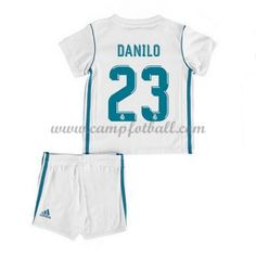 Fotballdrakter Barn Real Madrid 2017-18 Danilo 23 Hjemme Draktsett Real Madrid, Isco, 18th, Sports, Fashion, Hs Sports, Moda, Fashion Styles, Sport