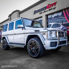 @stylenotesbybelen mercedes gwagon g63 has fu - https://www.stickercity.com/latest-projects/stylenotesbybelen-mercedes-gwagon-g63-has-fu