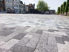 karres en brands landscape architects Groningen, Damsterdiep photo by Jeroen Hillenga, via Flickr