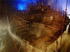The Mary Rose in Portsmouth is an amazing site, you can see this ship from 1512 being preserved. They were able to pull the wreck up hundreds of years later!