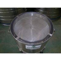 O Tanque Decantador de Mel é um recipiente destinado para descansar o mel fazendo com que as bolhas ou partículas de cera subam e possam ser separados no momento do envase