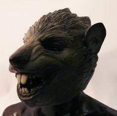 Ratkin latex mask. $29.95, via Etsy.