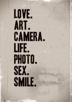 Solo tipografía.   Solo textura.  Solo una colección de conceptos.  Sugerente. Tú pones el significado.