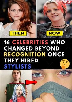 16 Celebrities Who Changed Beyond Recognition Once They Hired Stylists - Health Druggy Ab Workout Machines, Viral Trend, Fashion Beauty, Fashion Hub, Pakistani Outfits, Celebs, Celebrities, Lovely Dresses, Celebrity Gossip