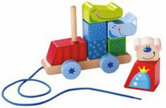 Haba Announces New Wooden Baby Toys at Toy Fair
