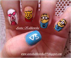 Kubuś Puchatek i przyjaciele vs minionki :)
