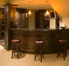 Turn Your Basement Into A Bar Inspiring Designs That Will