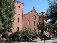 Holy Name of Jesus Church (1878); Windsor Terrace, Brooklyn