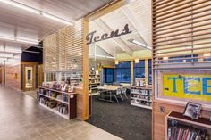 2014 Library Interior Design Award Winners : Ketchikan Public Library, AK