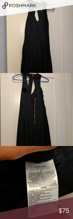 NWT Banana Republic black dress Brand new with tags! Banana Republic Dresses Midi