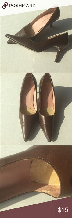 AK Anne Klein 3 inches heel Anne klein 3in heels some imperfections inside see pictures. Anne Klein Shoes Heels