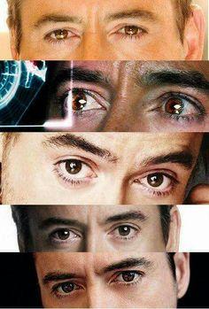 Eyes RDJ Rober Downey Jr, Robert Downey, I Robert, Iron Man Tony Stark, Downey Junior, Marvel Actors, Disney Marvel, Hugh Jackman, Chris Hemsworth