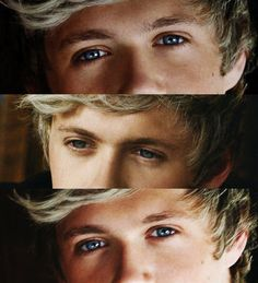 You will always recognize Niall anywhere because 1. He's Niall Horan and 2. Those big blue eyes he has are so beautiful that you can never look away @Sadie Damaske ozaeta