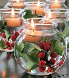 Foto sacada de Las 25 decoraciones de Navidad más bonitas de Pinterest (25 fotos)