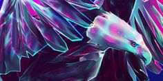 In trance of freedom by Mart Biemans, via Behance