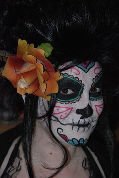 Day of the Dead - beautiful