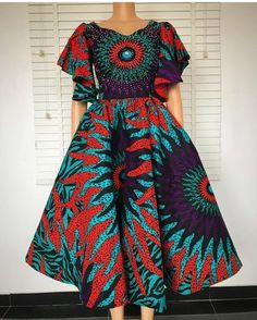 2020 Beautiful African Dresses For African Woman To Try Out … – Donne e Moda Short African Dresses, Latest African Fashion Dresses, African Print Dresses, African Print Fashion, Africa Fashion, African Dress Styles, Modern African Fashion, African Women Fashion, Latest African Styles