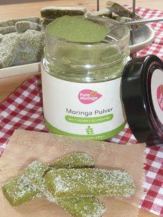 Die Saisongärtnerin: Moringa Shortbread