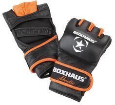 Abnotic MMA Contest GlovesMMA Handschuhe für Wettkampf und Training mit kompaktem Polster aus echtem Leder #abnotic