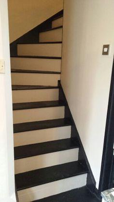 My mum's beautiful stairs