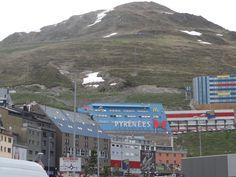 Andorra still has snow in June.