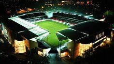 Lerkendal Stadion - Norvegia - Rosenborg